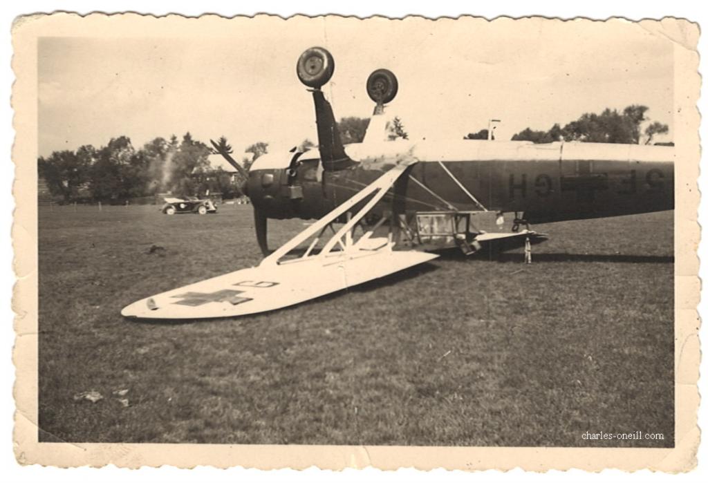 Henschel 126; Hs 126; WW2